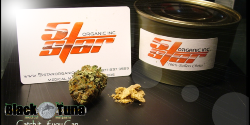5 Star Organic Medical Dispensary