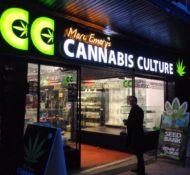 Cannabis Culture Marijuana Megastore