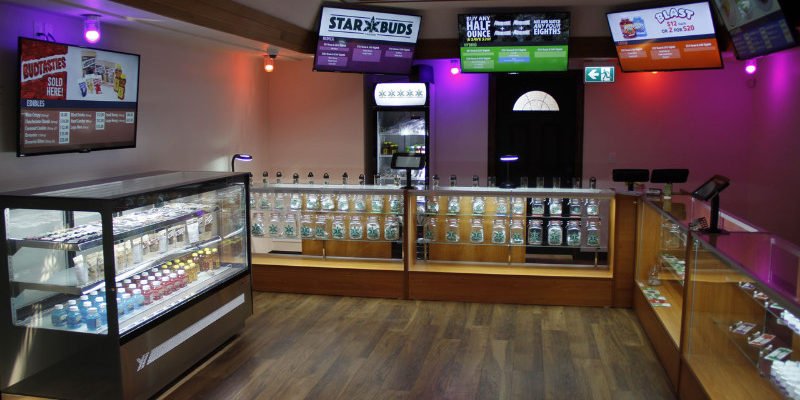 Star Buds Cannabis Co. – Barrie St., Bradford