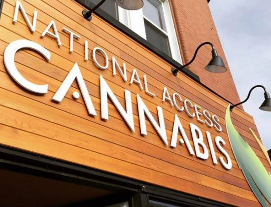 National Access Cannabis Ottawa