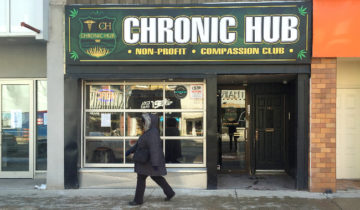 The Chronic Hub