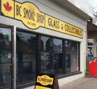 BC Smoke Shop for Vapes and More