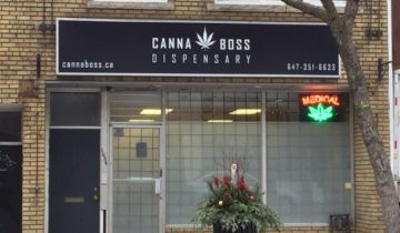CannaBoss Dispensary- Toronto
