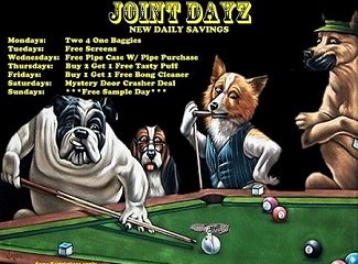 The Joint Head Shop
