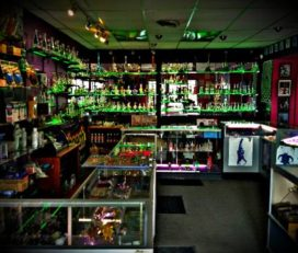 The Peace Sign Head Shop