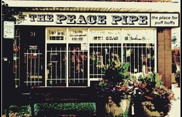 The Peace Pipe 420 Head Shop