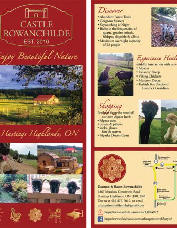 Castle Rowanchilde Bud & Breakfast 420 Rentals