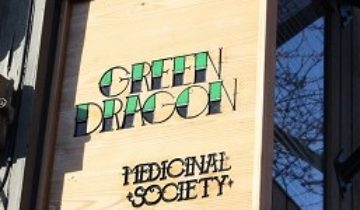 The Green Dragon Medicinal Society Dispensary