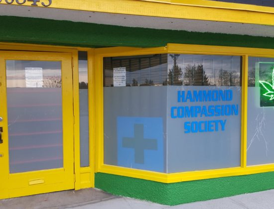 Hammond Compassion Society Inc. Dispensary