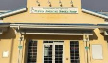Puffin Awesome Smoke Shop