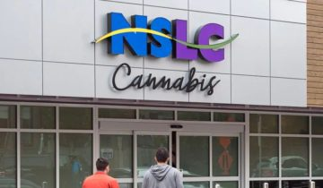 NSLC Cannabis Store Standalone Location Halifax