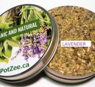 Potzee.ca – Organic Herbal Smoking Blends