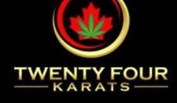 Twenty Four Karats Cannabis Retail Shop