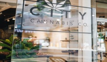 City Cannabis Co Cambie St