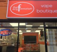 The Ecig Flavourium Vape Boutique