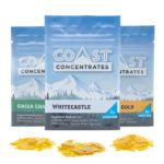 Cannabismo Shatter -Coast Concentrates Brand