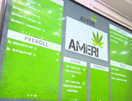Ameri Yorkville Cannabis Boutique