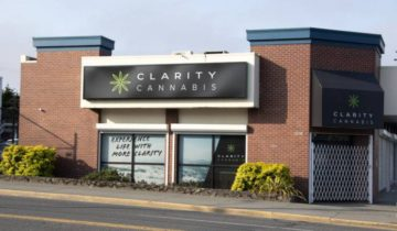 Clarity Cannabis – Victoria on Gorge