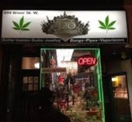 420 Zone Head Shop