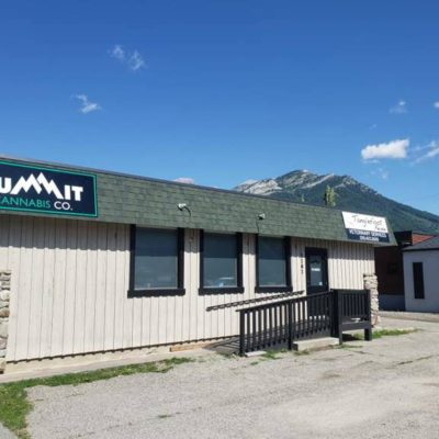 Summit Cannabis Co Revelstoke