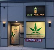 The Green Pineapple Cannabis Store