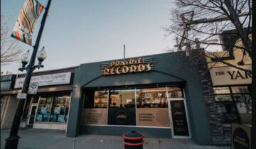 Prairie Records – Broadway Ave