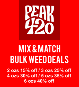 peak-420-dispensary-mix-match-weed-discounts