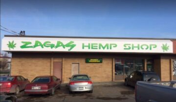 Zagas Hemp Shop Prince George