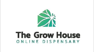 The Grow House branding logo