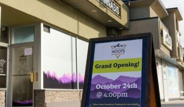 Hoots Cannabis Whitecourt