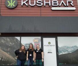 Kushbar Cannabis Co. – Camrose