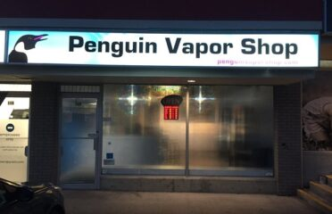 Penguin Vapor Shop in Colwood