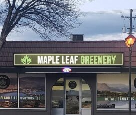 Maple Leaf Greenery – Osoyoos