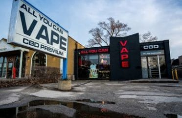 All You Can Vape Inc. – Etobicoke