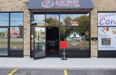 All You Can Vape Inc. – Scarborough
