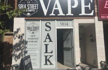 Salk Street Vapor Shoppes – Toronto
