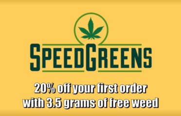 Speed Greens Online Dispensary