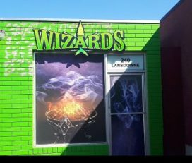 Wizards of The Green Tower