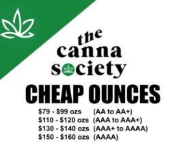 The Canna Society Online Dispensary