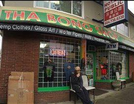 Tha Bong Shop – Vancouver