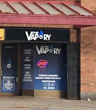 The Vapory – Vancouver