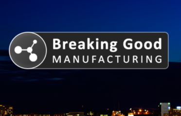 Breaking Good Manufacturing – Dartmouth
