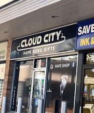 Cloud City – Hastings St, Vancouver