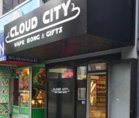 Cloud City – Granville St, Vancouver