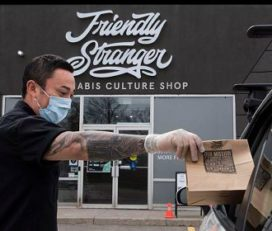 Friendly Stranger Cannabis – Burlington