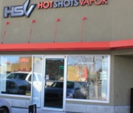 Hot Shots Vapor – Richmond Rd, Calgary