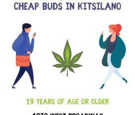 Cheap Buds In Kitsilano