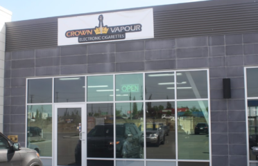 Crown Vapour – Edmonton