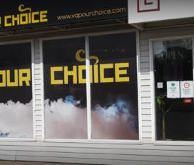 Vapour Choice – Edmonton