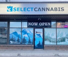 Select Cannabis – Edmonton